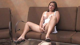 Fabulous pornstar in Crazy Masturbation, MILF xxx scene