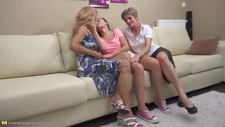 Debar poof love concerning old and young ladies